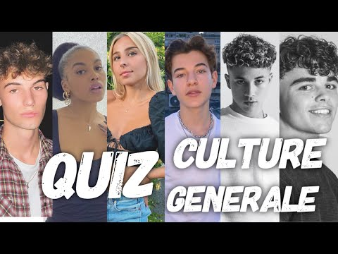 Quiz French House/TikTok VS Raff, Théo, Sasha, MV, Louise, Raphael / Avec Ta Star