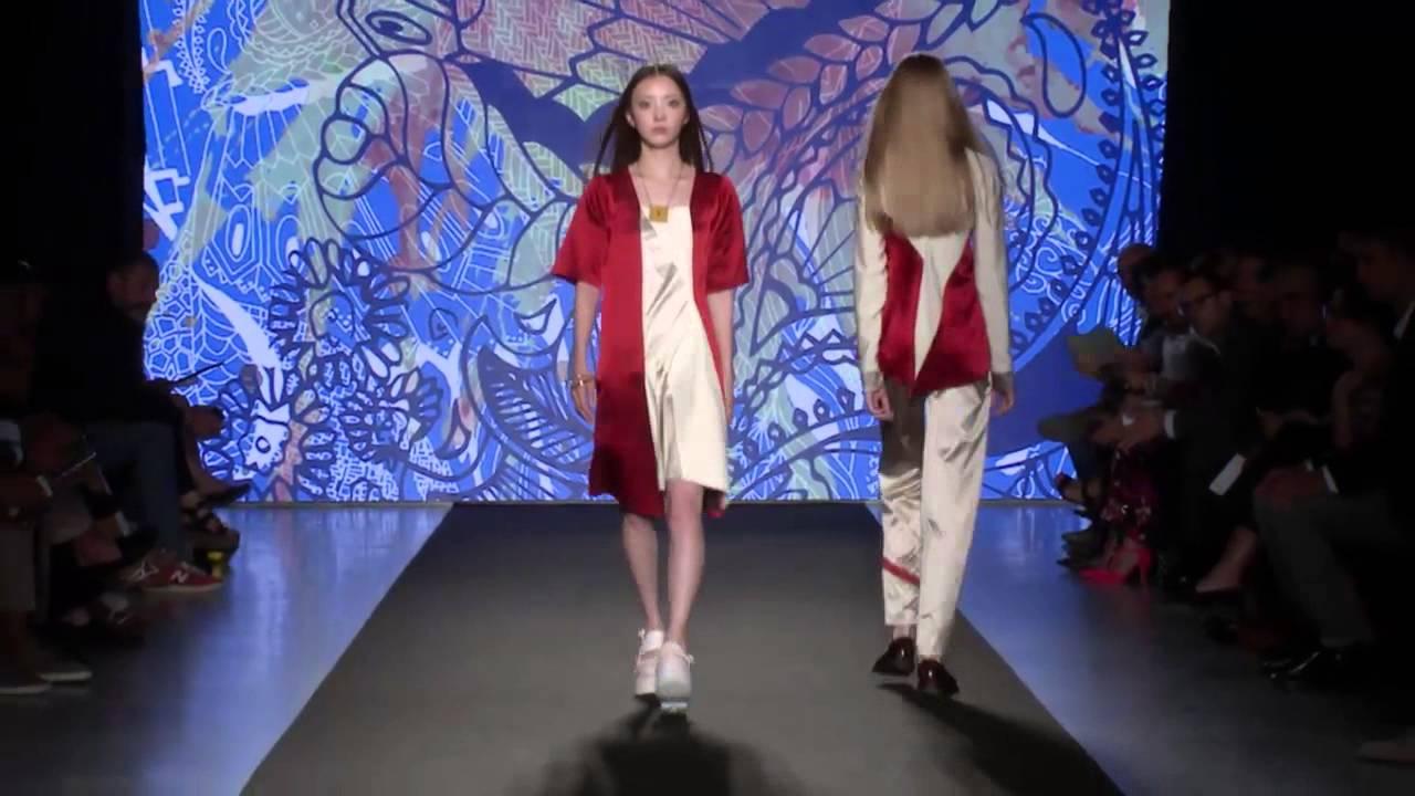 L 39 accademia galli alla milano moda graduate youtube for Accademia moda milano