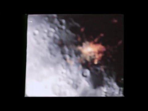 月球上的城市!1968年NASA封存视频曝光