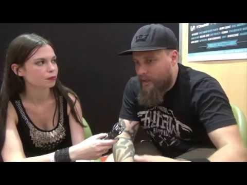 Interview - Steeve Petit - BendNote - Hellfest 2015