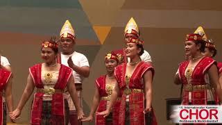 Consolatio Choir Universitas Sumatera Utara (Indonesia): Sigulempong, ICCC MARKTOBERDORF 2017
