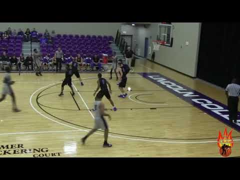 LEJAVIUS JOHNSON OFFICIAL LINCOLN COLLEGE 2019 FIRE MIXTAPE