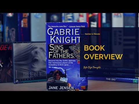 Jane Jensen&39;s Gabriel Knight Sins of the Fathers: Book Overview