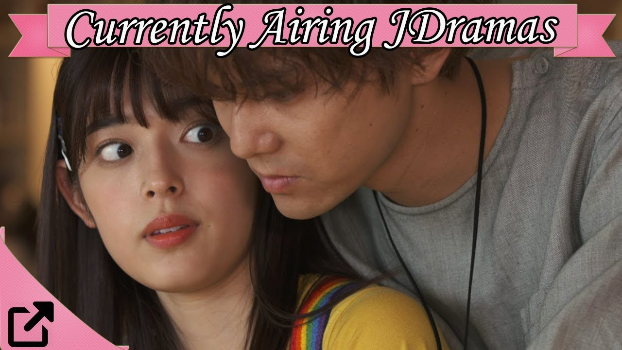 Top 10 Currently Airing Japanese Dramas January 2019
