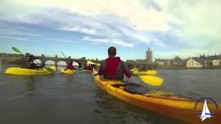 Kayak à Portbail - EVCI