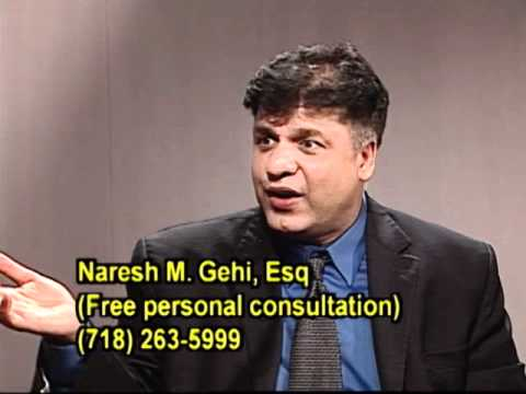 Renee Lobo Report - Talk with Naresh Gehi - Immigration Lawyer