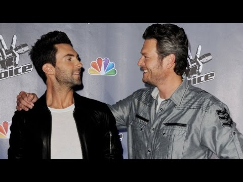 Adam Levine Says Blake Shelton Is Still 'All Mine' - Sorry, Gwen Stefani!