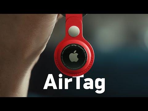Презентация Apple AirTag и новых iPad Pro на M1. А AirPods 3?