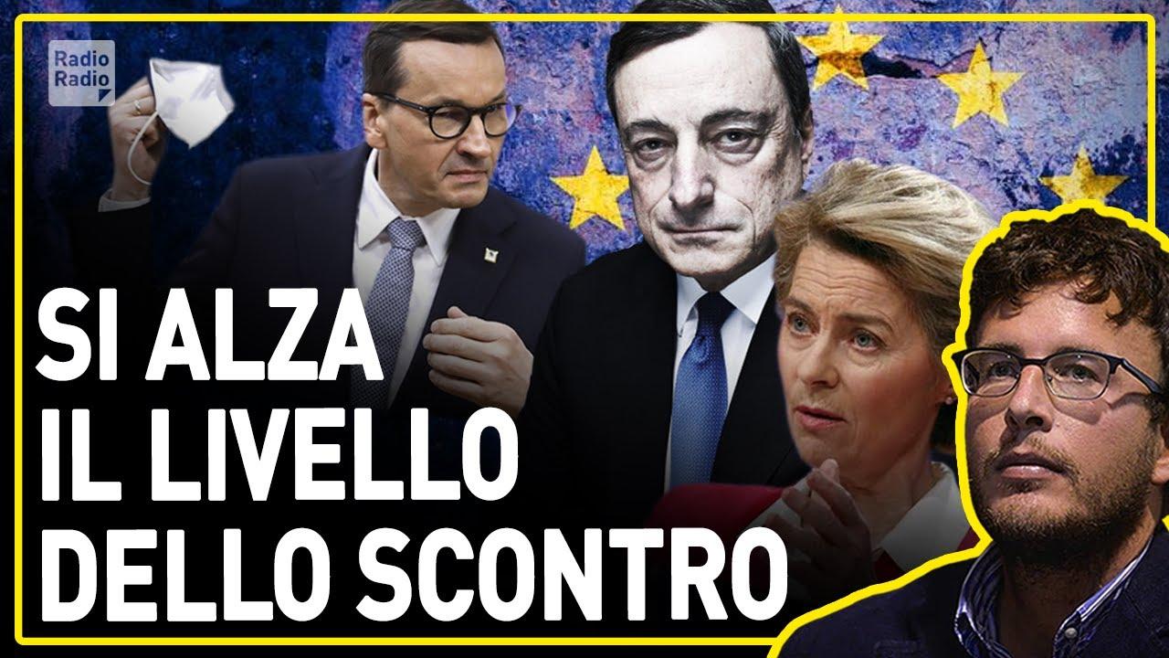 Draghi scopre le carte: la reazione sul nuovo scontro in Europa mette a nudo l'inganno di Bruxelles