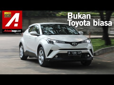 Toyota C-HR Review & Test Drive by AutonetMagz