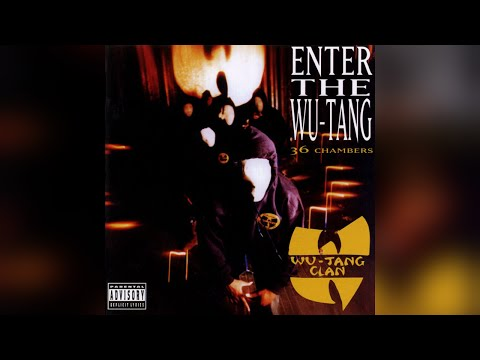 Wu-Tang Clan - C.R.E.A.M. Lyrics (On-Screen)