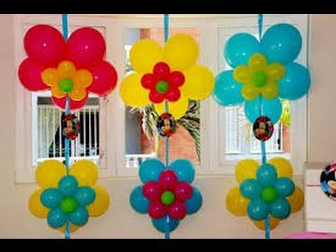 Como hacer adornos con globos youtube - Hacer munecos con globos ...