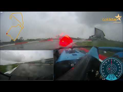 Caterham 310R 2018   Silverstone Race 1 Highlights   David Bevan