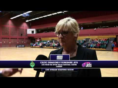 VNSL 2016 - Celtic Dragons v Yorkshire Jets