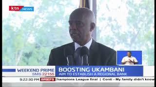 Ukambani Counties sign deal on resource usage