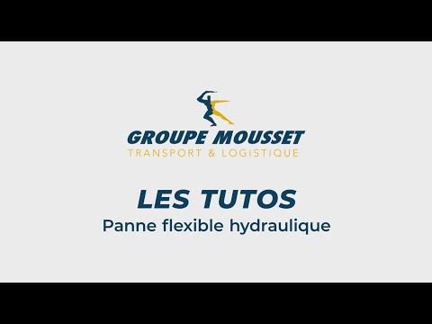 Groupe Mousset - Tuto Chariot Panne Flexible Hydraulique