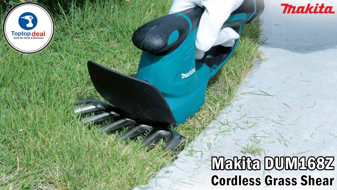 Makita DUM168Z 18V Cordless Lithium-Ion Grass Shear