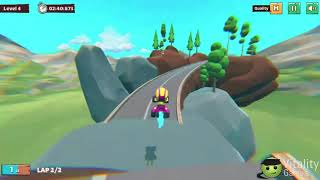 Moto Trial Racing Game Walkthrough Level 3-5
