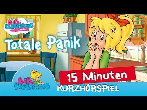Bibi Blocksberg - Totale Panik | 15. Minuten Hörspiel