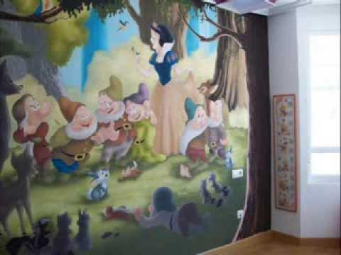 Murales infantiles youtube - Murales infantiles ...