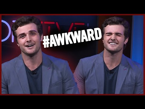 Beau Mirchoff's Top 5 Awkward Moments on Top Five Live