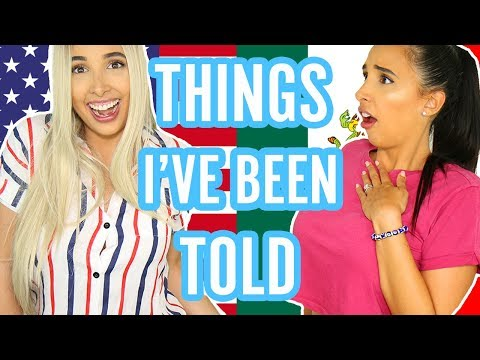 Things I've Been Told As a LATINA | Mar