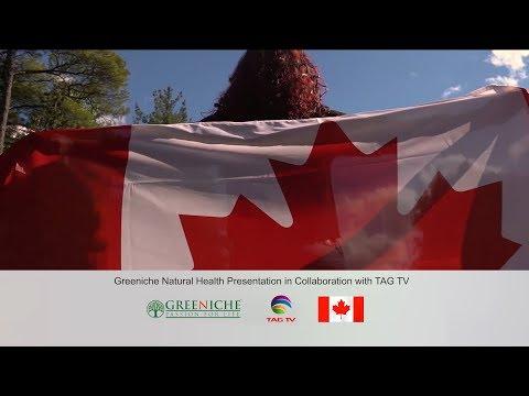 Presenting O'Canada 2018 by Greeniche