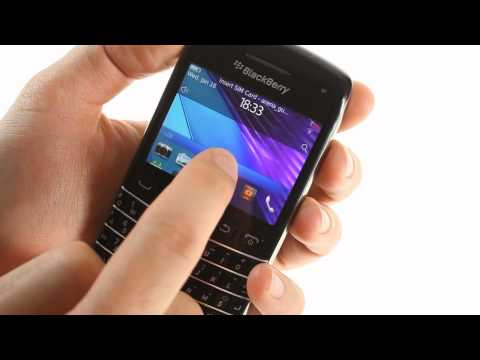 BlackBerry Bold 9790 unboxing and hands-on
