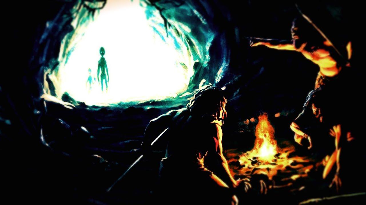 Resultado de imagen de fuimos visitados por extraterrestres
