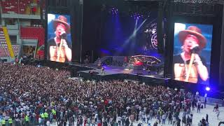 Guns N' Roses. Москва 2018 - Civil War