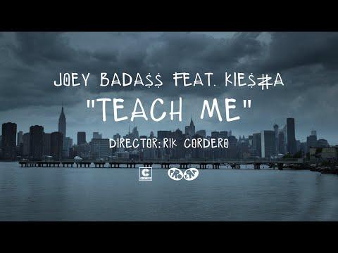 "Joey Bada$$ ft. Kiesza - ""Teach Me"" (Official Music Video)"