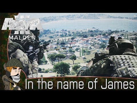 """ARMA 3 Coop : """"In The Names Of James"""" Part #1"""