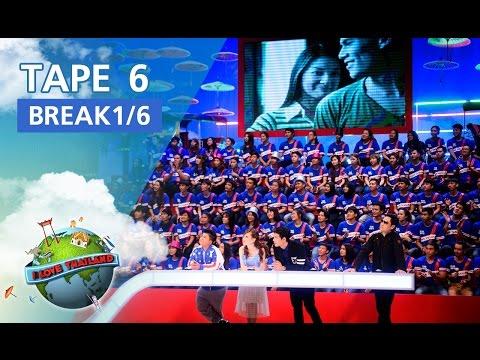I Love Thailand : Episode 6 - 24 เม.ย. 59 - Break 1