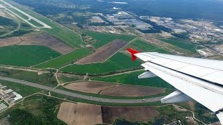 A320 Turkish Airlines Takeoff from Pulkovo airport (LED)