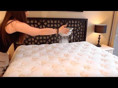 Verteile Backpulver auf deinem Bett und das wird passieren!