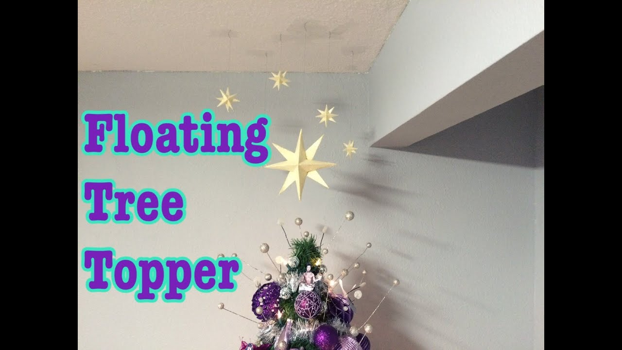 floating christmas tree topper