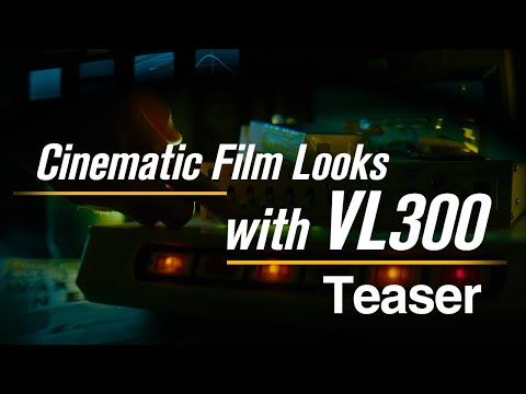 Godox Teaser: Unveiled- How to Create the Cinematic Look with the VL300