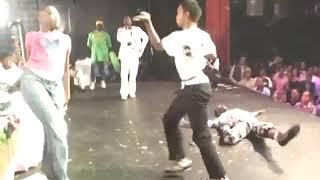 Prince (Milan) Mugler Vs Ricky Allure Vs Dashaun (Evisu) Lanvin
