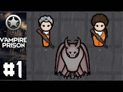 Rimworld: Vampire Prison #1 (Hardcore Survival Modpack) - Survival