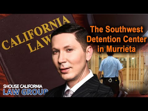 INFO for Southwest Detention Center in Murrieta (bail, visiting, location)