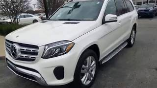 2018 Mercedes-Benz GLS 450 Review