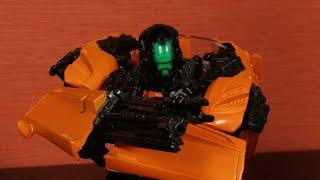 Обзор на Transformers Studio Series Shadow Raider