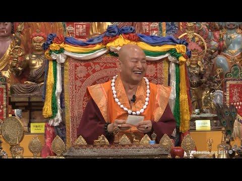 20170520 Lamdre teachings and Cundi Bodhisattva Practice by GM Lu