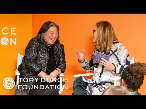 Laurie Fabiano & Tina Tchen on Women's Equality | The Embrace ...