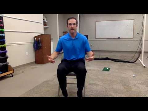 Golf: Middle Back Stretches Top 2 Exercises