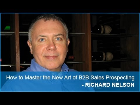 How to Master the New Art of B2B Sales Prospecting