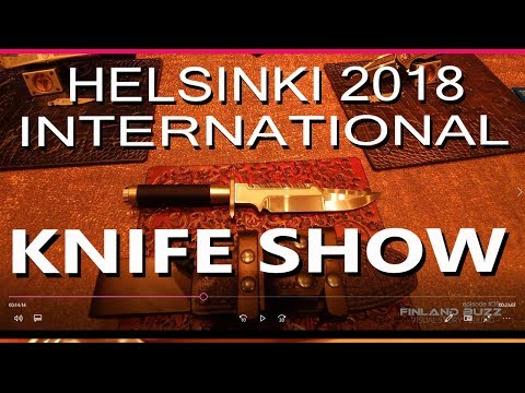 HELSINKI INTERNATIONAL KNIFE SHOW 2018