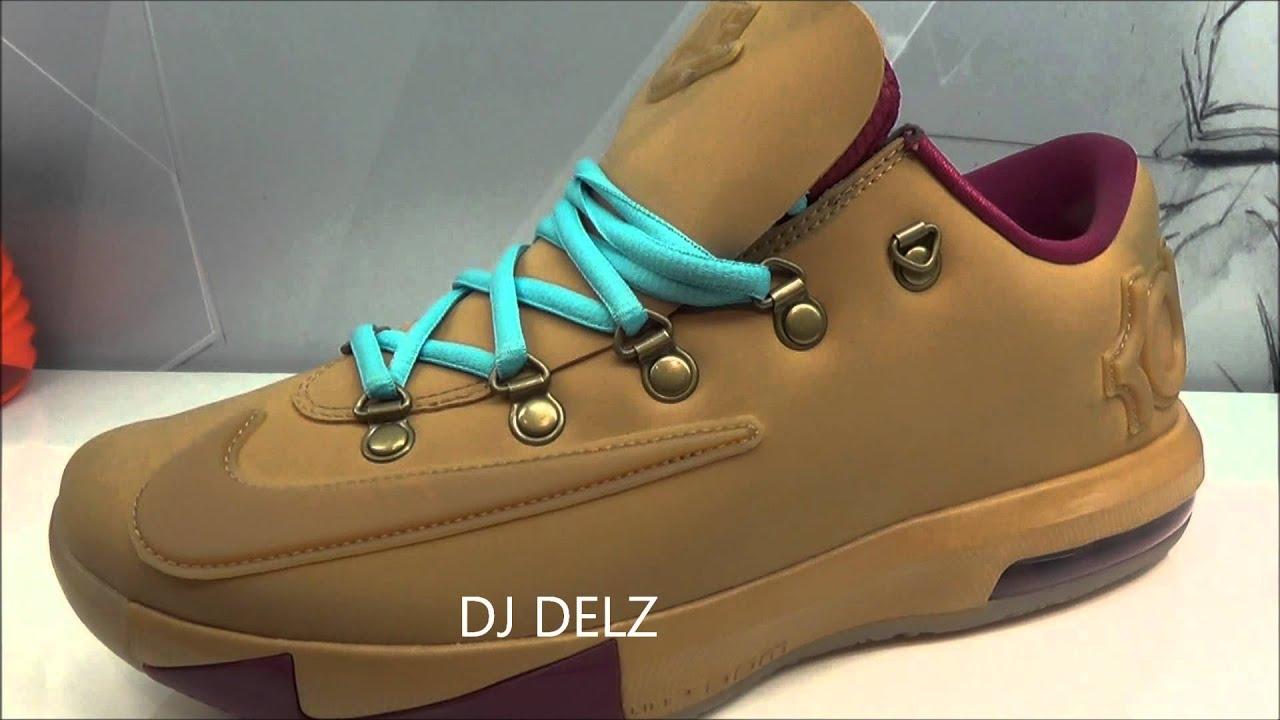 Nike KD 6 VI EXT Gum Bottom Sneaker Review W   DjDelz  HotOrNot ... e064a095a