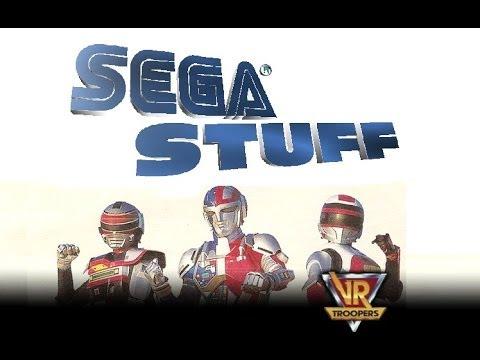 Sega Stuff: VR Troopers Genesis review