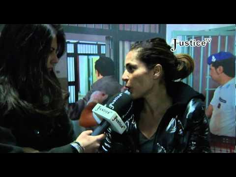 Anniversario Polizia Penitenziaria  Intervista a Simona Cavallari Justice Tv